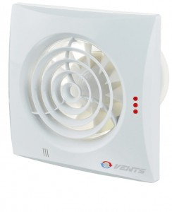 Wentylator Vents 125 Quiet -32dB+timer